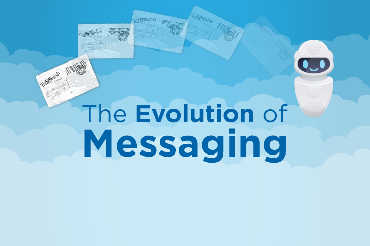 The Evolution of Messaging