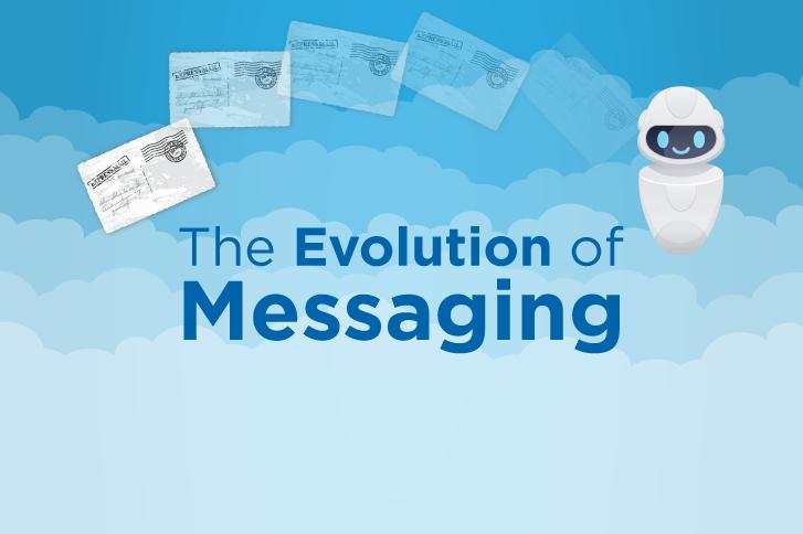 Evolution of Messaging