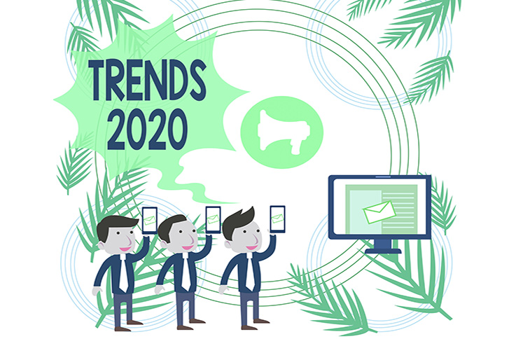 5 SMS Trends To Look Out In 2020