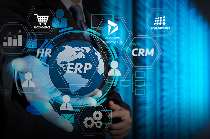 Plug and Play SMS for <br>CRM & E-Commerce Platforms